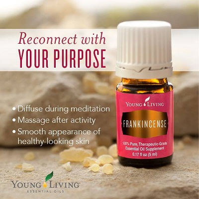 Young Living Essential Oils - For Emotional, Physical